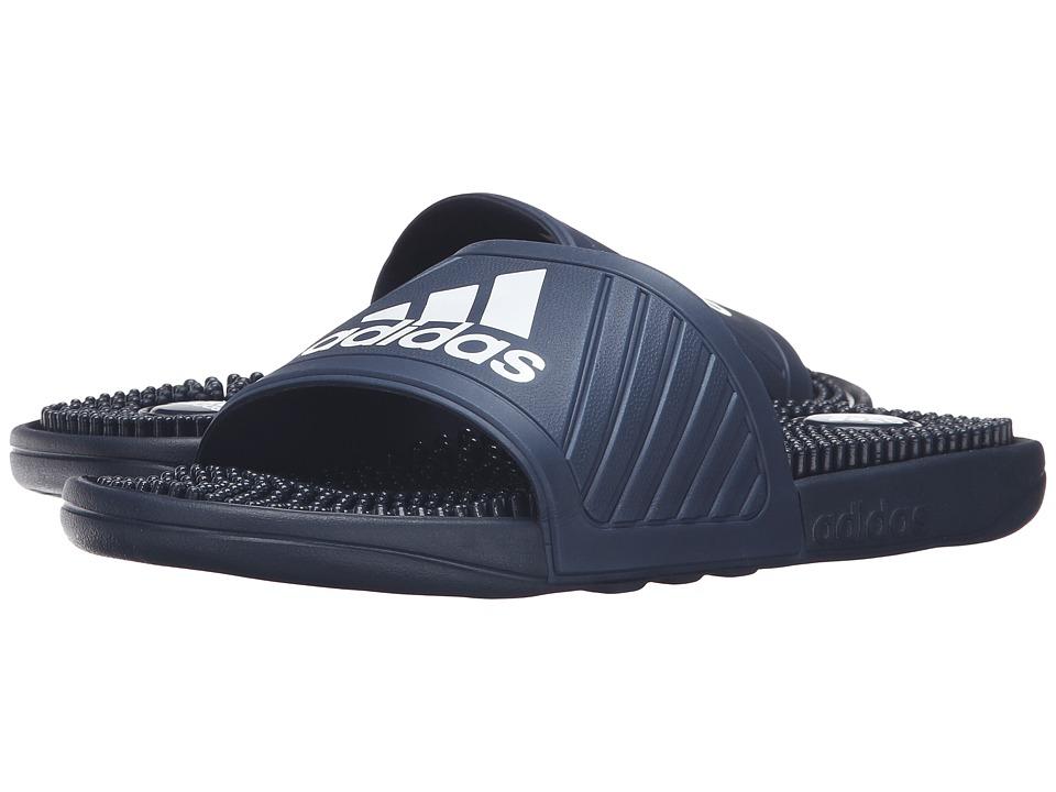 adidas Voloossage (Collegiate Navy/White) Men