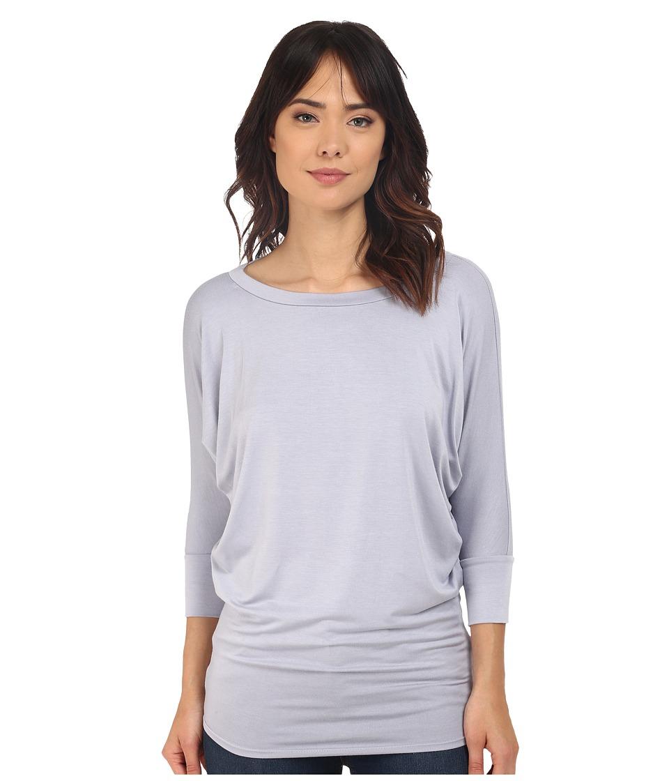 Culture Phit - Lara Modal Top (Lilac Grey) Women