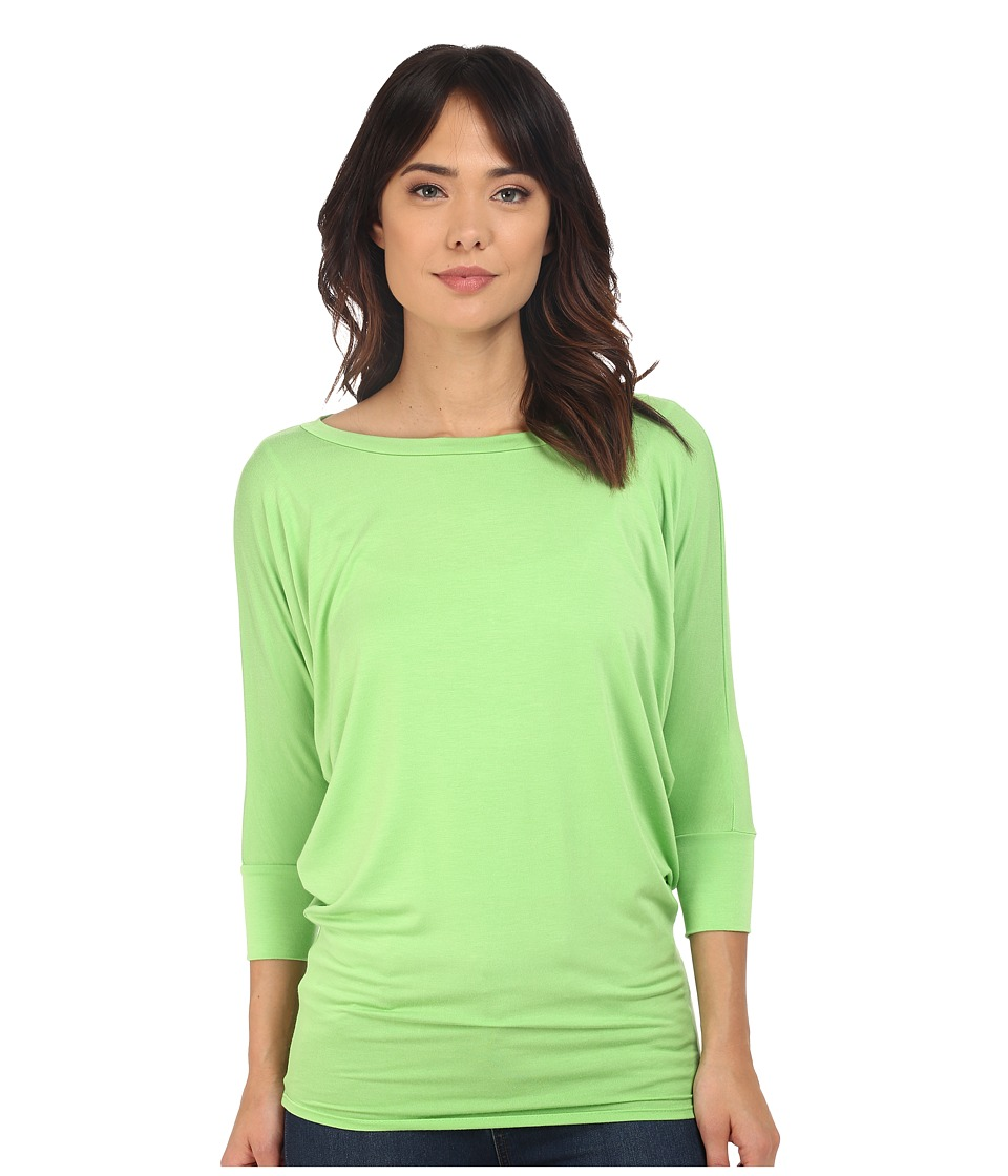 Culture Phit - Lara Modal Top (Green Flash) Women
