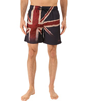 Ben Sherman - Union Jack Faded Swim Bottom MG12471