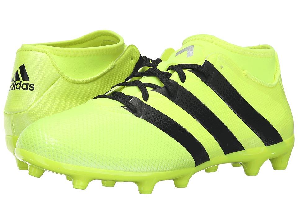 adidas Ace 16.3 Primemesh FG/AG (Solar Yellow/Black/Silver Metallic) Men