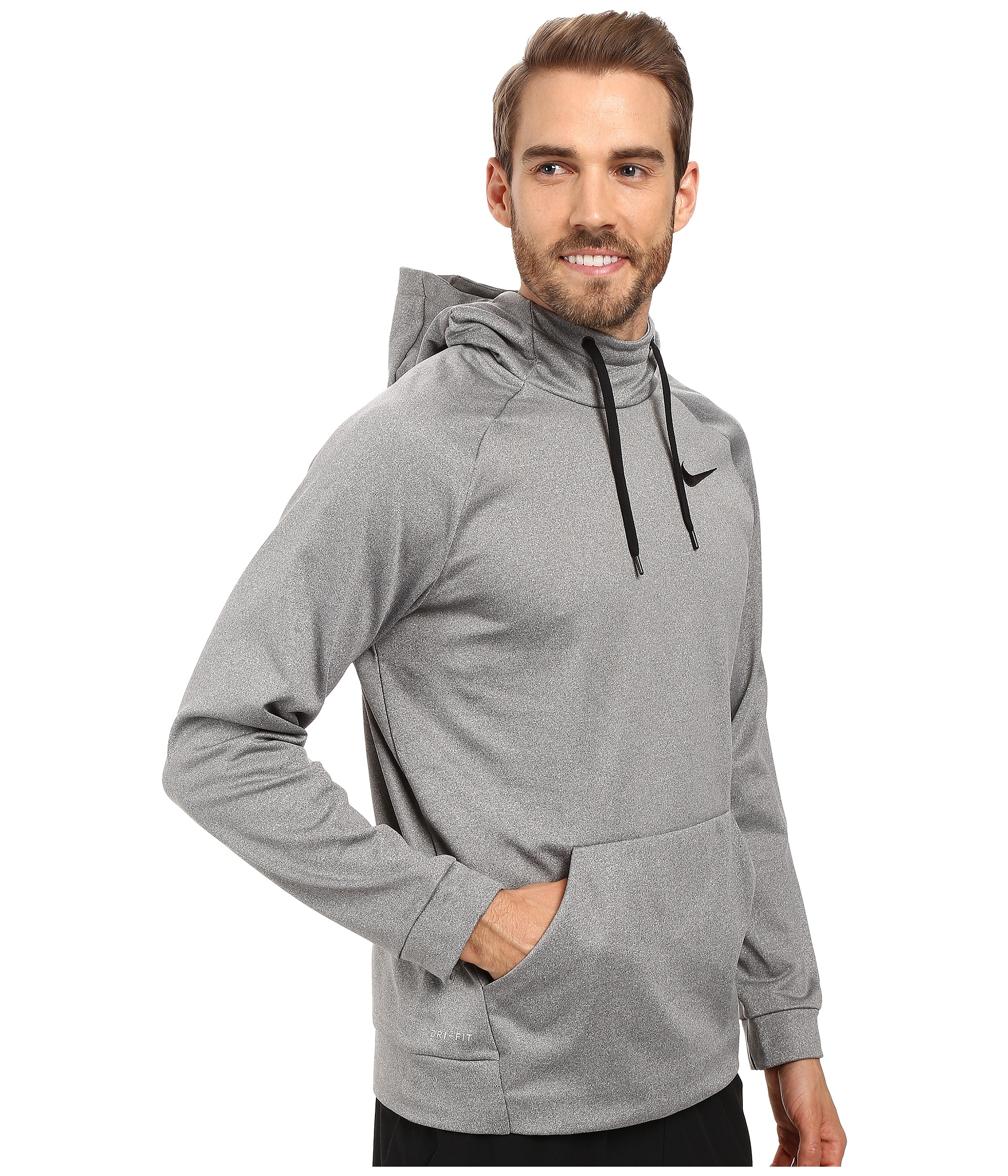 nike therma pullover training hoodie free shipping both ways. Black Bedroom Furniture Sets. Home Design Ideas