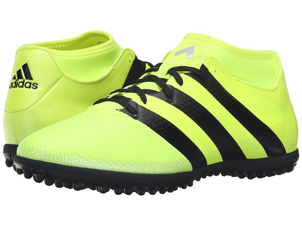 adidas - Ace 16.3 Primemesh TF (Solar Yellow/Black/Silver Metallic) Men