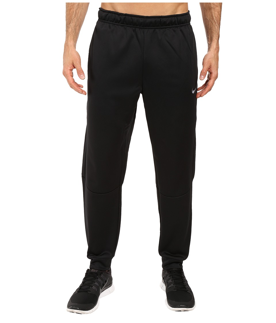 Nike Therma Tapered Training Pant (Black/Black) Men