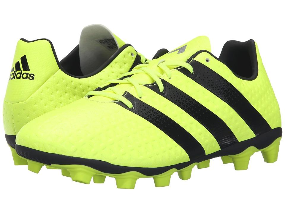 adidas Ace 16.4 FxG (Solar Yellow/Silver Metallic/Black) Men