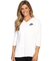 Nike - Sportswear 3/4 Sleeve Shirt