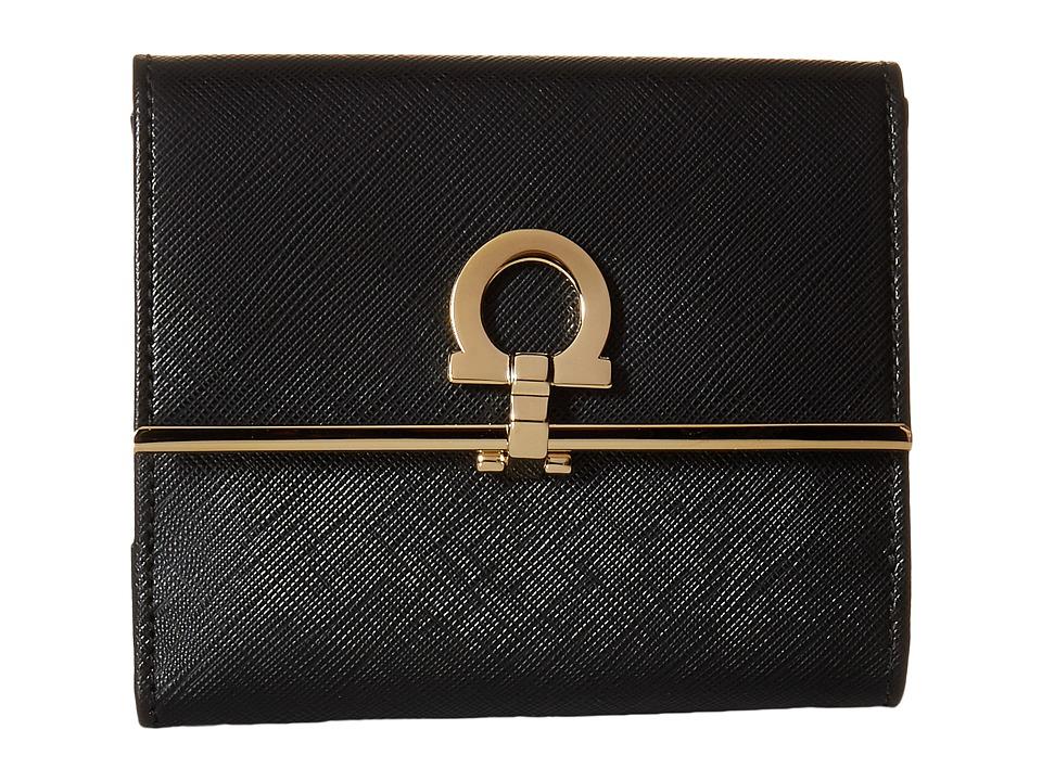 Salvatore Ferragamo - 224639 (Nero) Wallet
