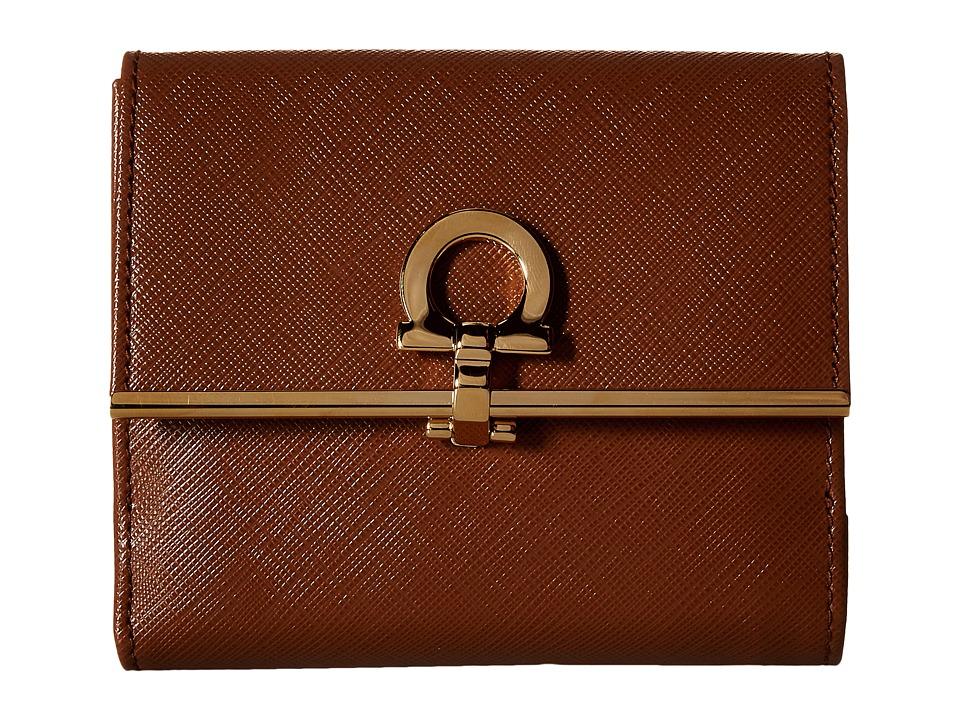 Salvatore Ferragamo - 224639 (Ecorce) Wallet
