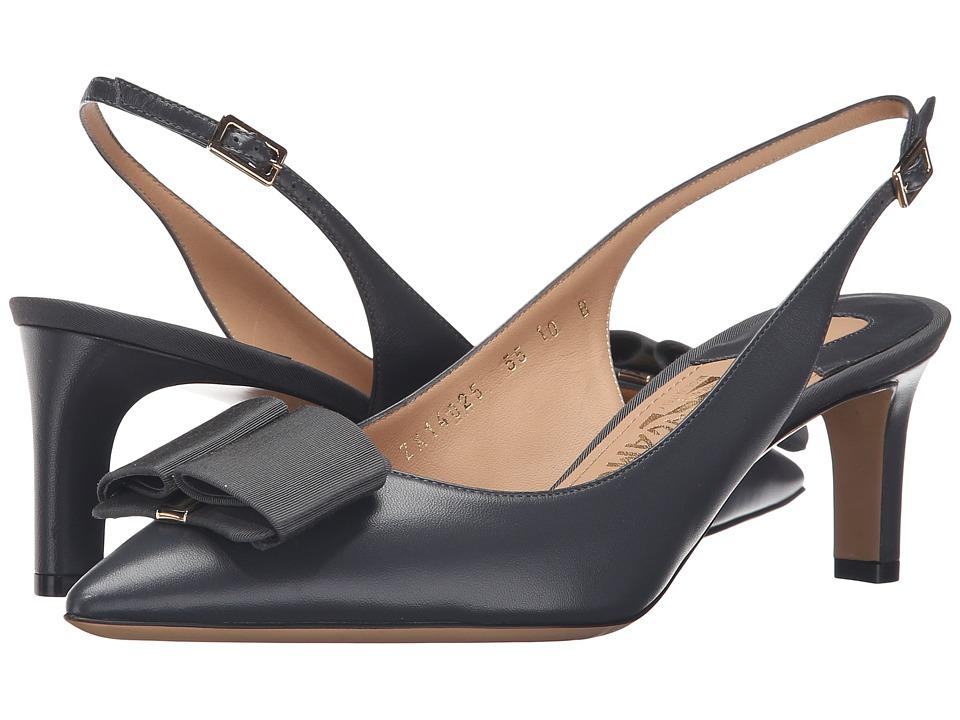 Salvatore Ferragamo - Mimmi (Fumee Nappa Leather) High Heels