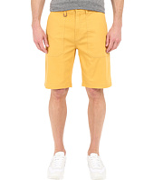 Publish - Kea - Washed Out Stretch Twill On Military Patch Pocket Shorts