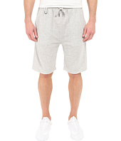 Publish - Kieran - Two-Tone Heathered Terry Elastic Drawstring Shorts