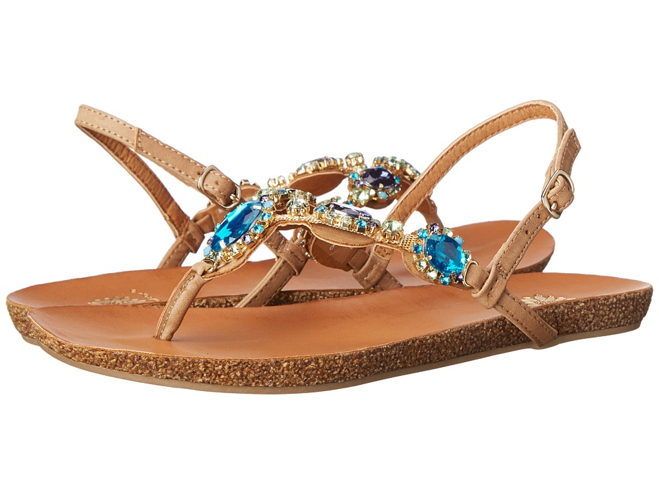 Yellow Box Aileen Turquoise Multi Womens Sandals