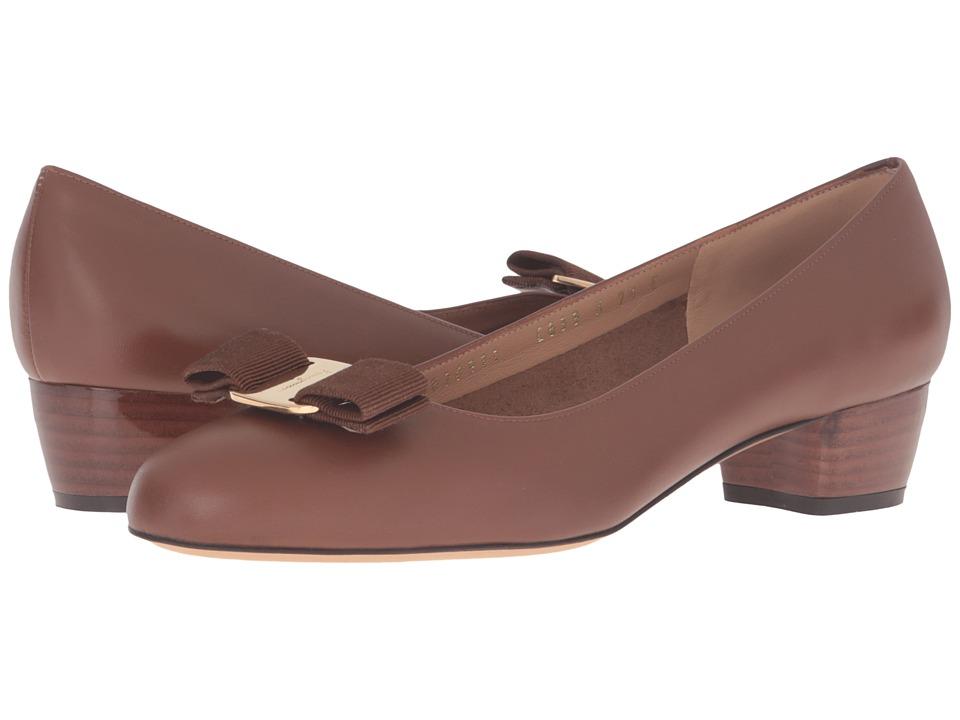 Salvatore Ferragamo - Vara (Ecorce Calf Leather) Women