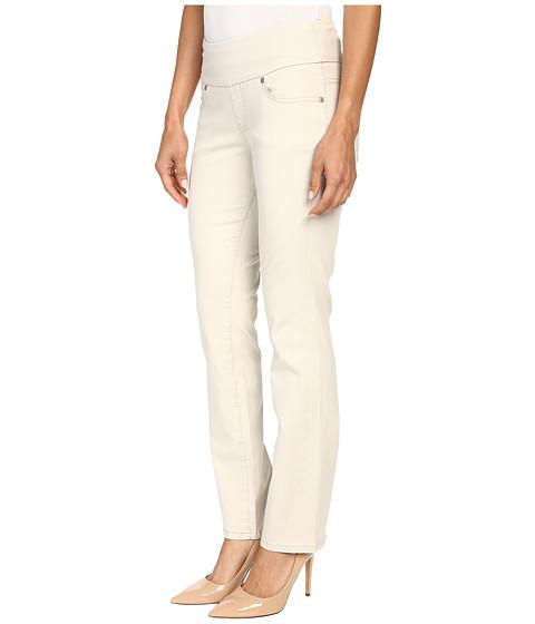 Jag Jeans Petite Petite Peri Pull On Straight Twill Pants - Zappos ...