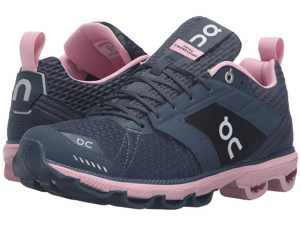 On Cloudcruiser (Dark/Blush) Women's Shoes