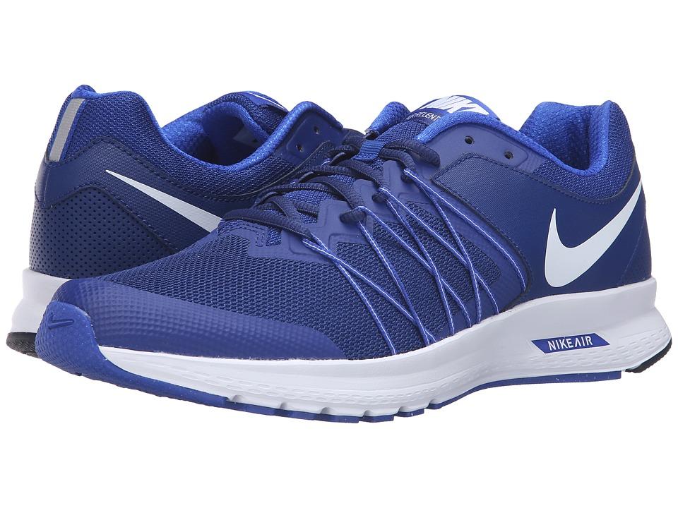 Nike Air Relentless 6 (Deep Royal Blue/White/Racer Blue) Men