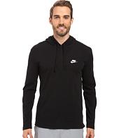 Nike - Club Jersey Pullover Hoodie