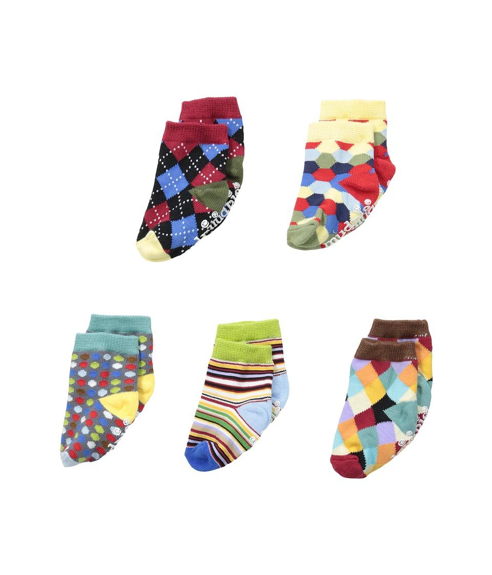 Mud Pie Little Gents Sock Set Multi Accessories Travel