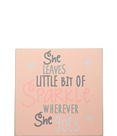 Mud Pie - She Sparkles Plaque