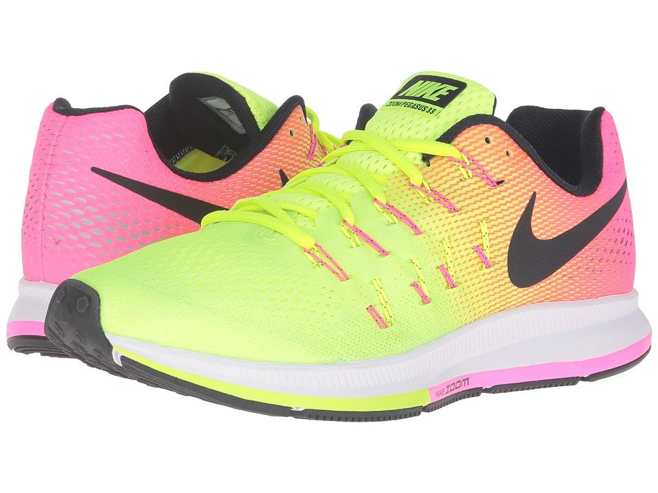 Nike - Air Zoom Pegasus 33 OC (Multicolor/Multicolor) Men