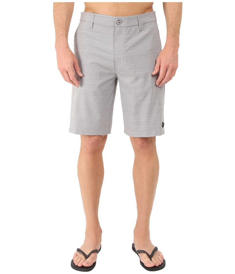 Rip Curl Channel Boardwalk Grey Mens Shorts