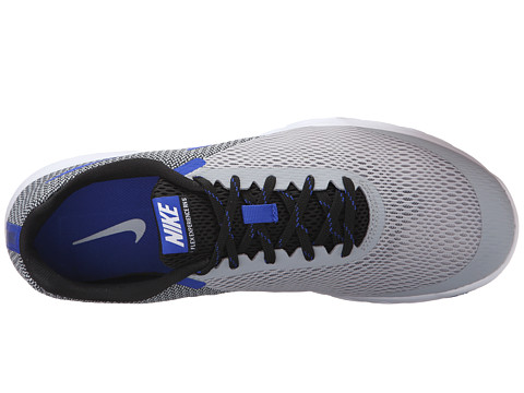 Nike Flex Experience RN 5 Wolf Grey/Racer Blue/Black/White - Zappos.com Free Shipping BOTH Ways