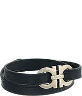Salvatore Ferragamo - Double Wrap with Gancini Bracelet - 545054