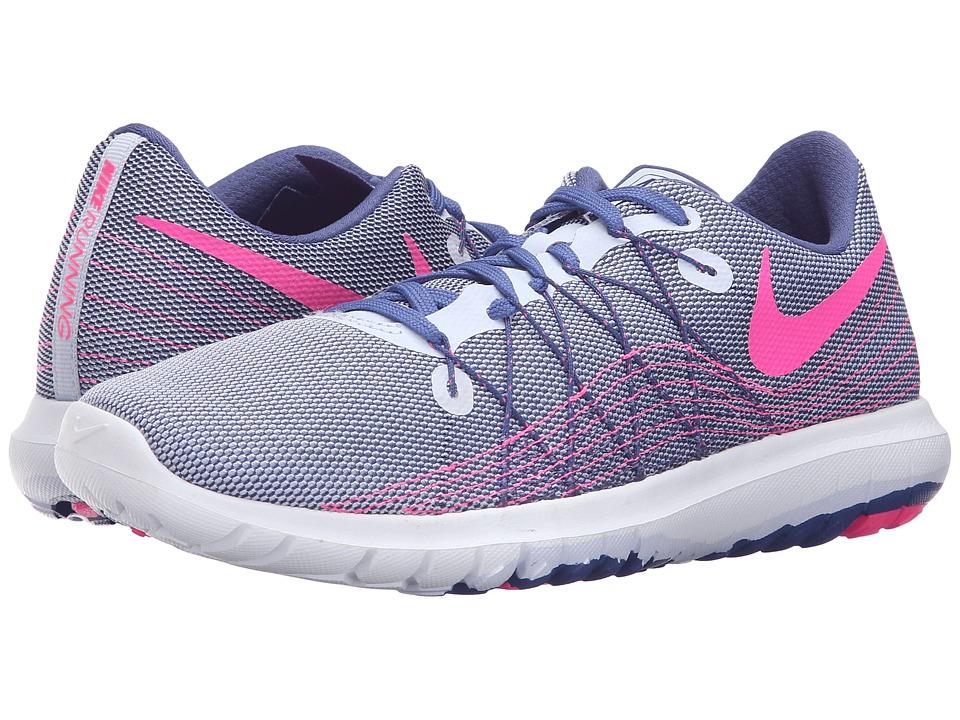 Nike Flex Fury 2 (Palest Purple/Pink Blast/Dark Purple Dust) Women