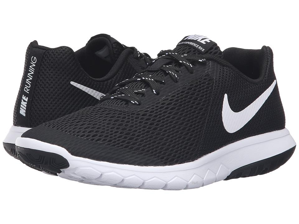 Nike Flex Experience RN 5 (Black/White) Women