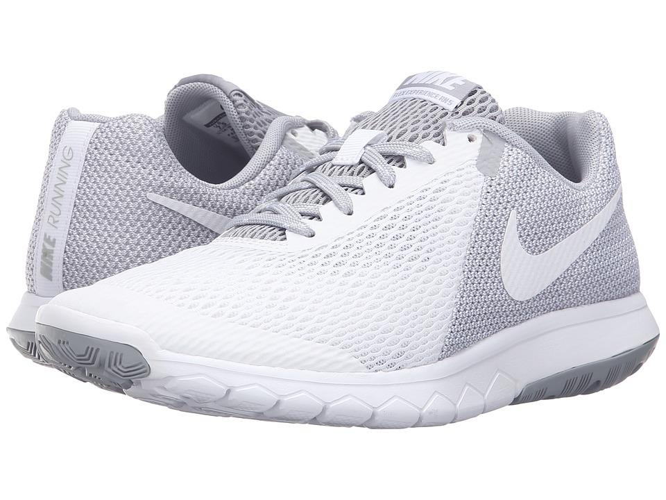 Nike Flex Experience RN 5 (White/White/Wolf Grey) Women