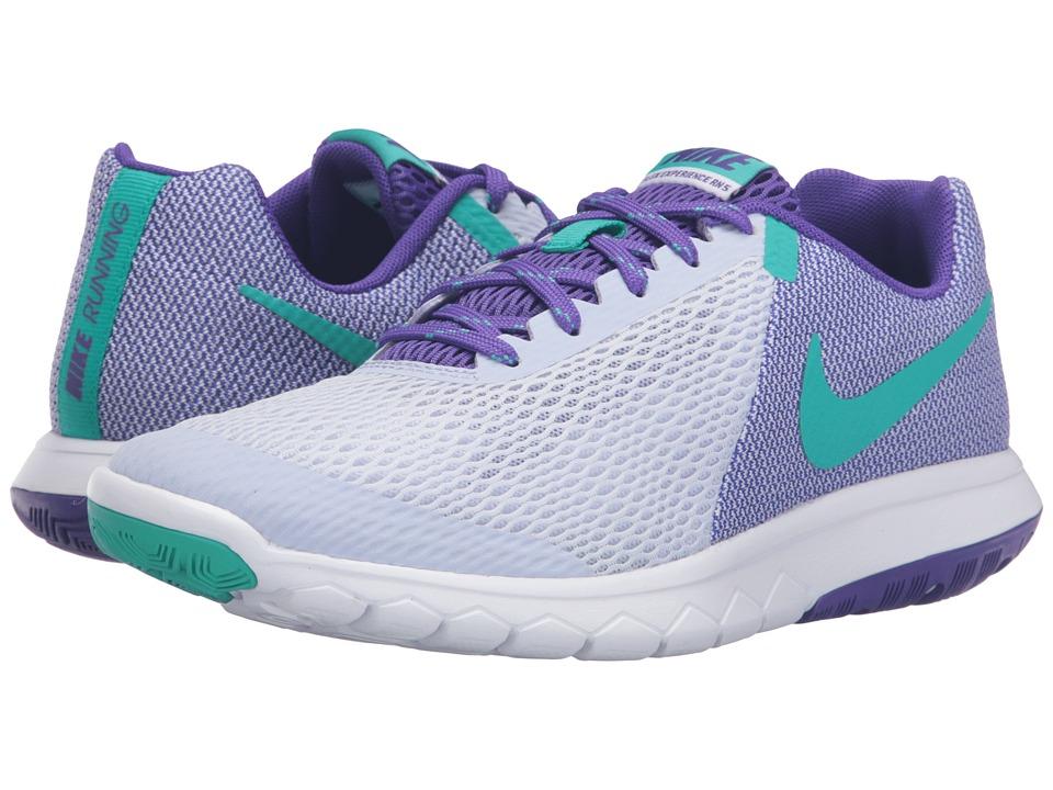 Nike Flex Experience RN 5 (Palest Purple/Clear Jade/Fierce Purple/White) Women