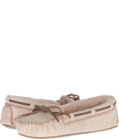 Minnetonka - Canvas Cally Slipper