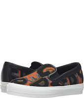 Salvatore Ferragamo - Fabric Slip-on Sneaker