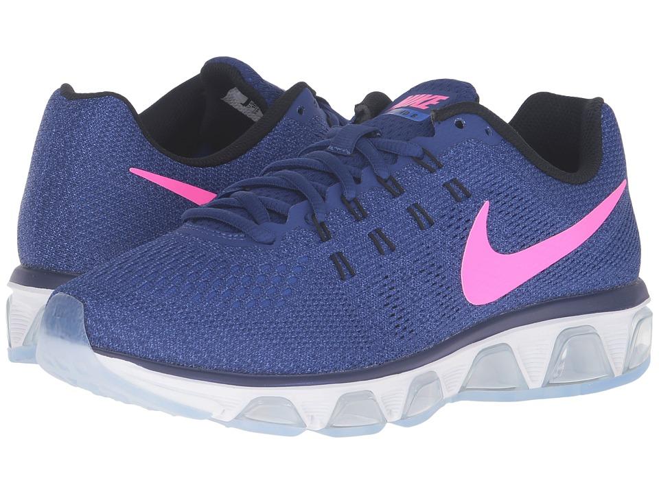Nike Air Max Tailwind 8 (Deep Royal Blue/Pink Blast/Racer Blue/Black) Women