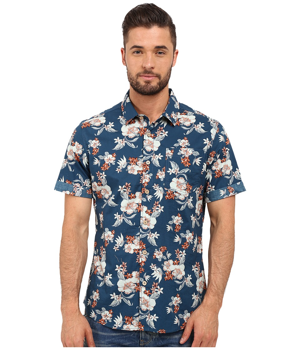 7 Diamonds - Maui Short Sleeve Shirt