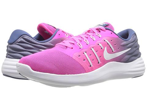 Nike Lunarstelos - Pink Blast/White/Ocean Fog