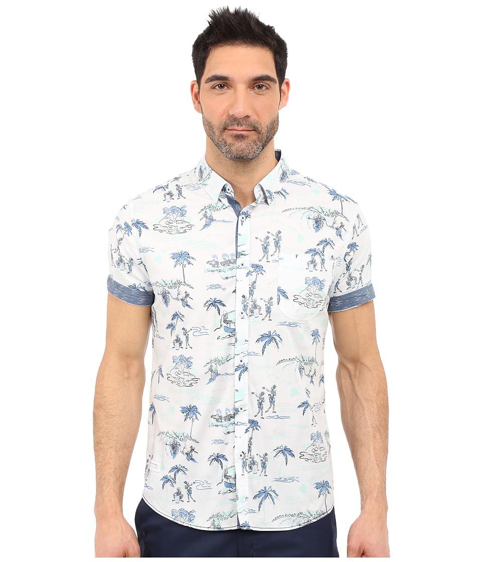 7 Diamonds - Sun Daze Short Sleeve Shirt
