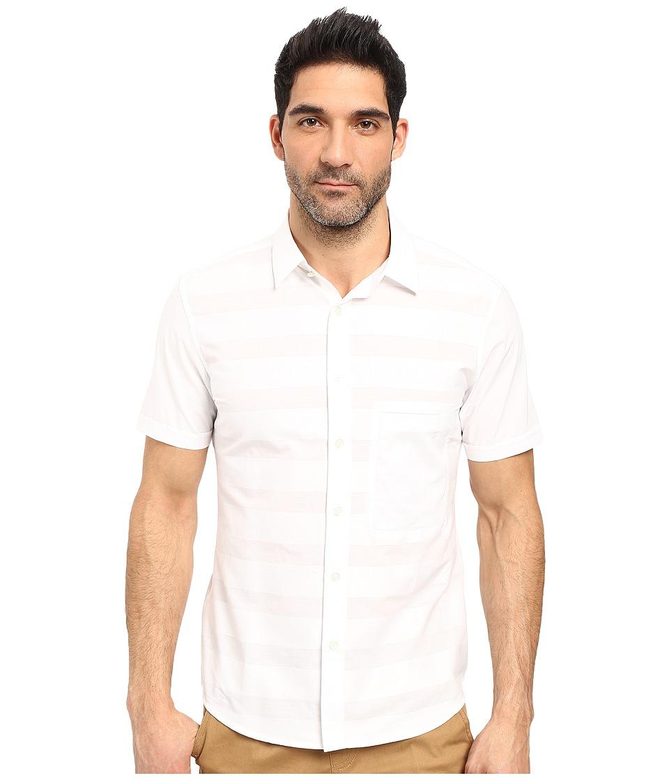 7 Diamonds - Bright Line Short Sleeve Shirt