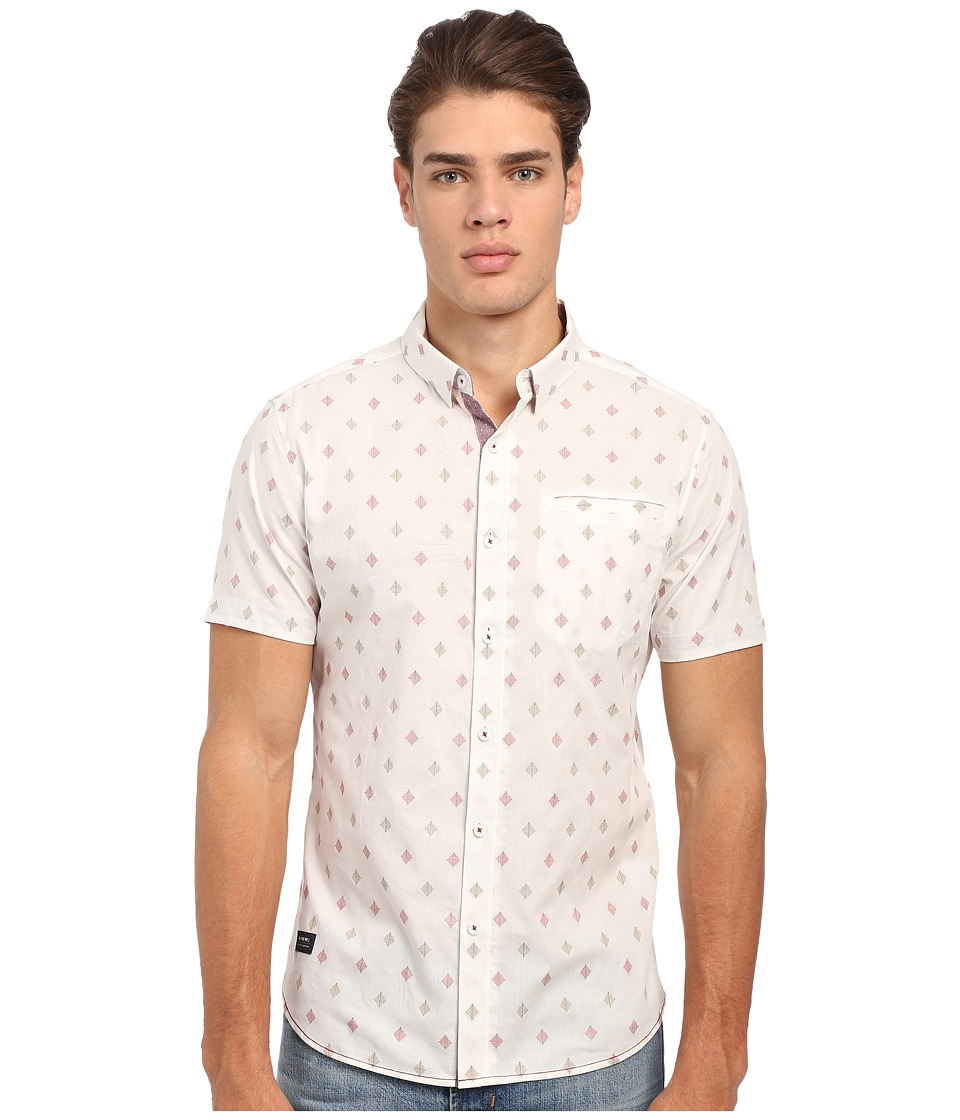 7 Diamonds 7 Diamonds - Aztec Diamond Short Sleeve Shirt