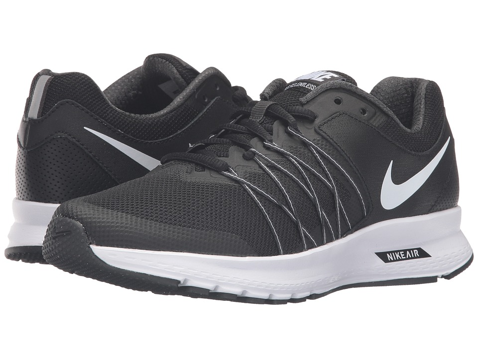 Nike - Air Relentless 6 (Black/White/Anthracite) Womens Running Shoes