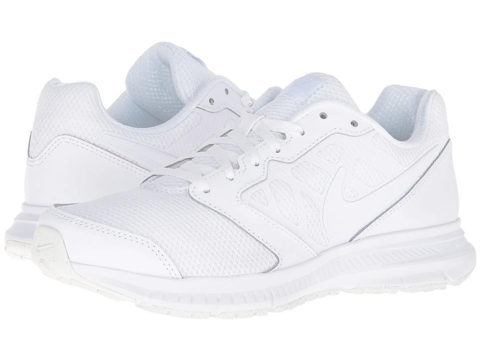 Nike Downshifter 6 (White/White) Women
