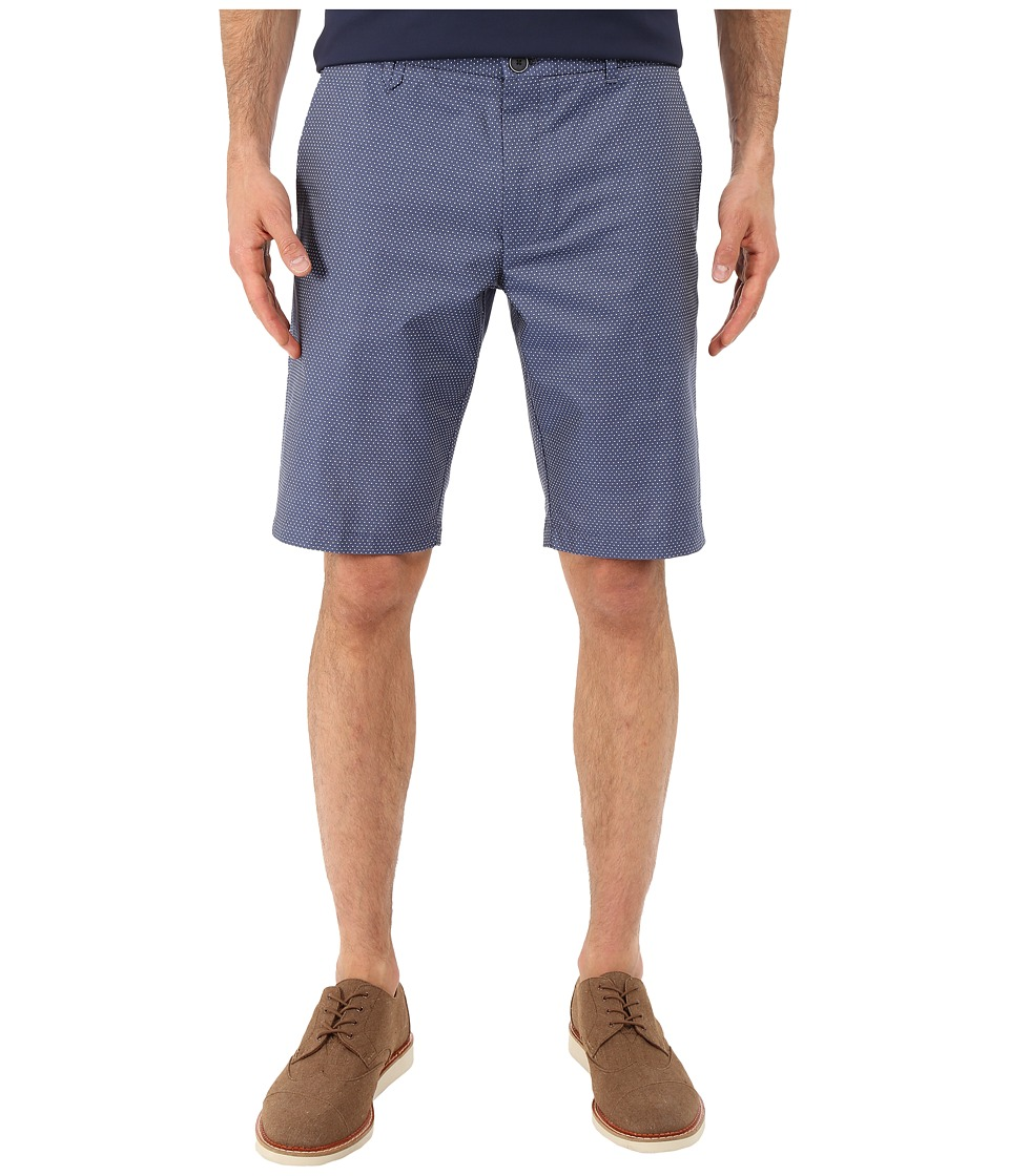 HUGO Hano Pindot Shorts Blue Mens Shorts
