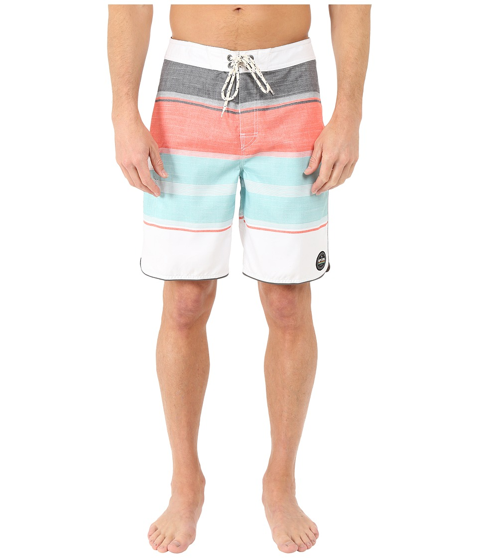 Rip Curl All Time Boardshorts Orange Mens Swimwear