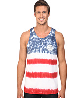 Rip Curl - Stars and Stripes Custom Tee