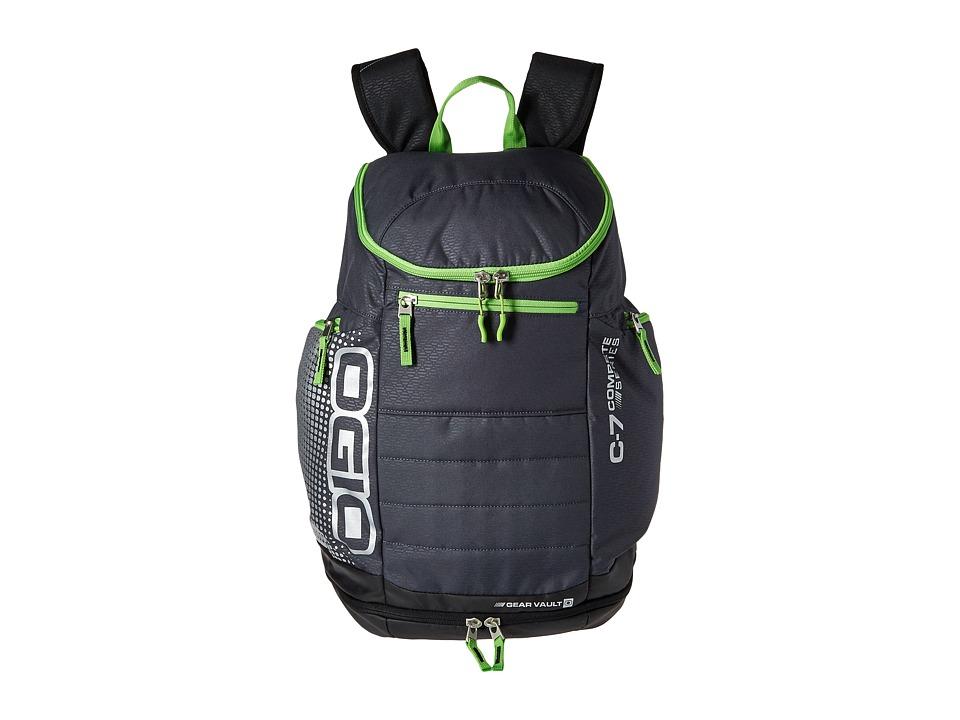 OGIO - C7 Sport Pack (Asphalt) Backpack Bags