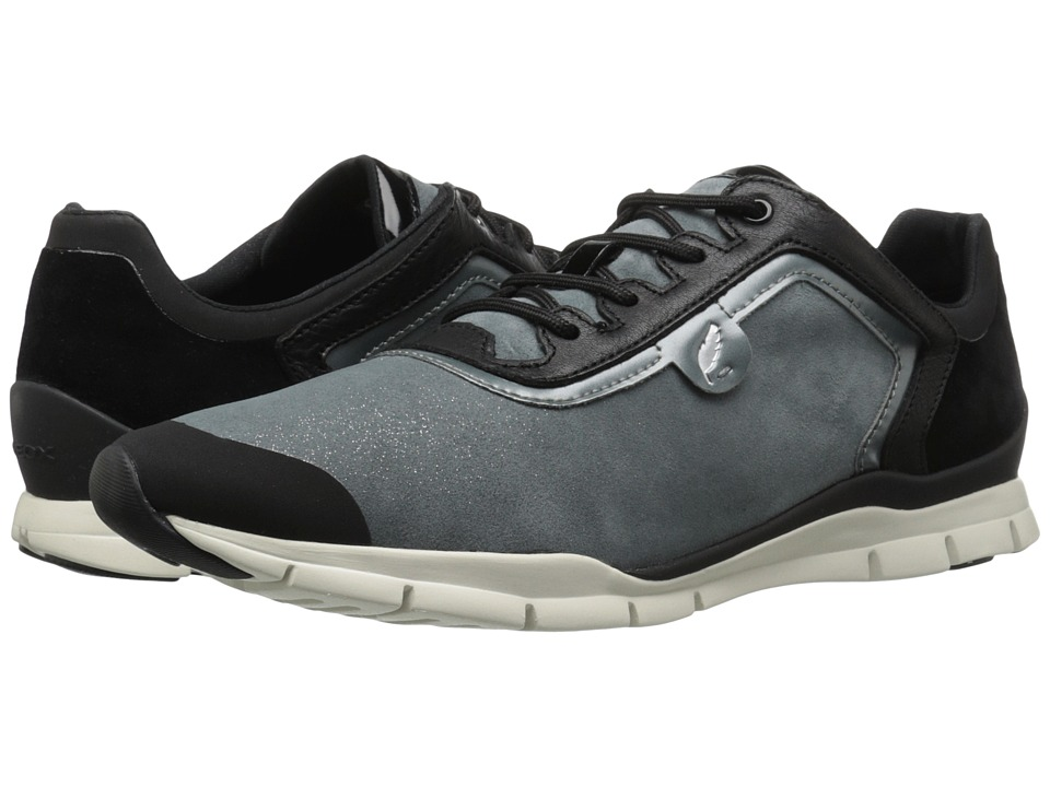 Geox - WSUKIE15 (Lake/Black) Women