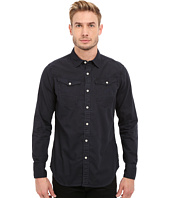 G-Star - Arc 3D Long Sleeve Shirt in Lightweight Lopp Overdye