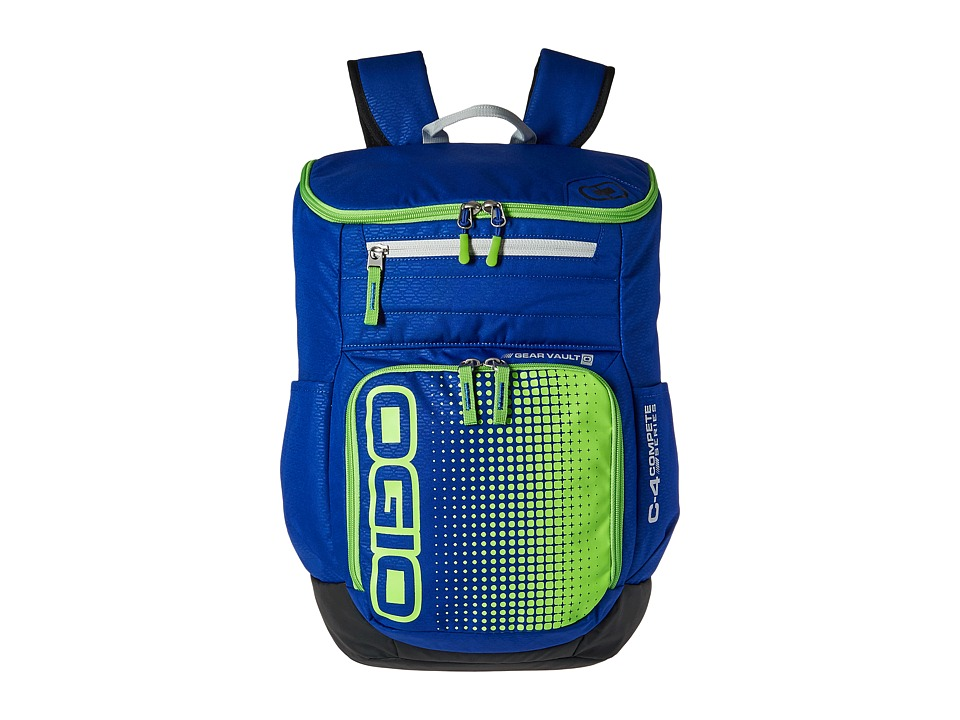 OGIO - C4 Sport Pack (Cyber Blue) Backpack Bags