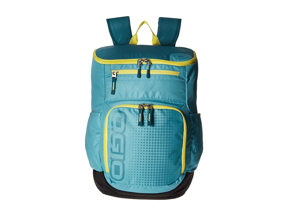 OGIO - C4 Sport Pack (Aqua) Backpack Bags