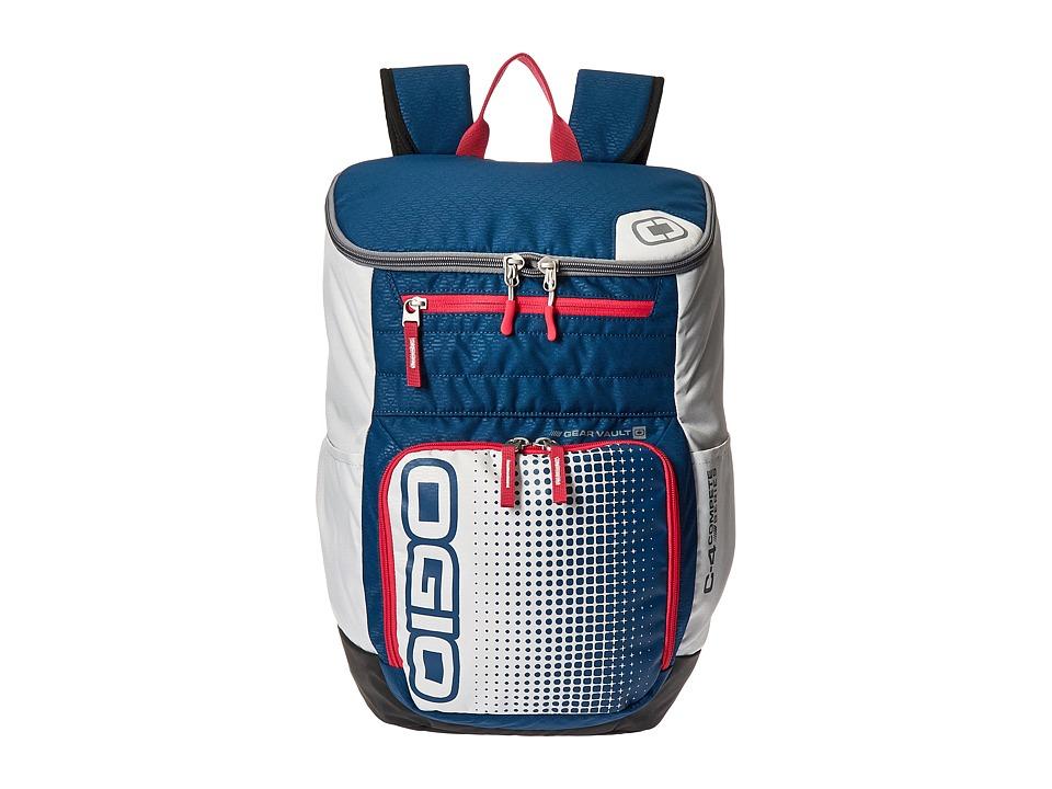 OGIO - C4 Sport Pack (Poseidon) Backpack Bags